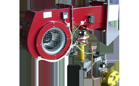 автоматическая газовая горелка для печей